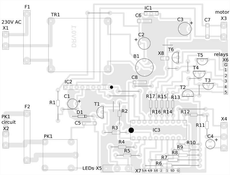 C6 Relay Diagram